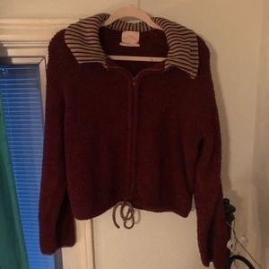 Urban Outfitters Sweater Jacket